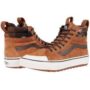 Vans Sk8-Hi Mte 2.0 Dx (Glazed Ginger/Mash) Hiking Shoes